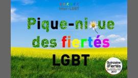 Pique-Nique des fiertés LGBT à Paris le mer. 28 juin 2017 de 20h00 à 23h00 (Pique-Nique Gay, Lesbienne)
