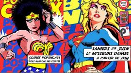 Soirée PopinGays Post-Marche des Fiertés em Paris le sáb, 29 junho 2019 20:00-02:00 (After-Work Gay, Lesbica)