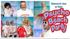 Psycho Beach Party / Soirée Marche des fiertés PopinGays à Paris le sam. 24 juin 2017 de 20h00 à 02h00 (After-Work Gay, Lesbienne)