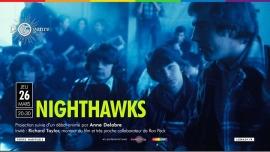 Nighthawks (Ciné-club Le 7e Genre) en Paris le jue 26 de marzo de 2020 20:30-23:30 (Cine Gay, Lesbiana, Trans, Bi)