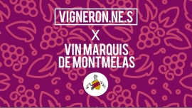 Rencontre & Dégustation : Maud, vigneronne, Marquis de Montmelas in Paris le Sat, December 28, 2019 from 04:00 pm to 08:00 pm (After-Work Gay Friendly, Lesbian Friendly, Hetero Friendly)