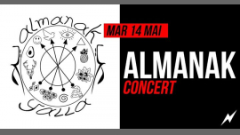 Concert : Almanak in Paris le Tue, May 14, 2019 from 07:30 pm to 08:30 pm (Concert Lesbian)