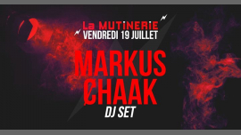DJ set : Markus Ȼhaak in Paris le Fri, July 19, 2019 from 09:30 pm to 01:30 am (After-Work Lesbian)