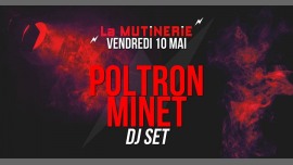 DJ set : Poltron Minet in Paris le Fri, May 10, 2019 from 09:30 pm to 01:30 am (After-Work Lesbian)