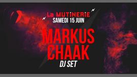 DJ set : Markus Ȼhaak in Paris le Sat, June 15, 2019 from 09:30 pm to 01:30 am (After-Work Lesbian)