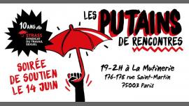 Soirée de soutien aux Putains de Rencontres à Paris le ven. 14 juin 2019 de 19h00 à 02h00 (After-Work Lesbienne)