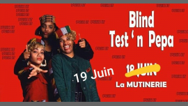 Blindtest 'N' PEPA in Paris le Wed, June 19, 2019 from 09:00 pm to 11:00 pm (After-Work Lesbian)