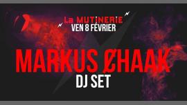 DJ set : Markus Ȼhaak à Paris le ven.  8 février 2019 de 21h30 à 01h30 (After-Work Lesbienne)