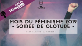 Soirée de Cliture en Paris le lun 25 de marzo de 2019 19:00-00:00 (After-Work Lesbiana)
