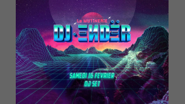 Dj set : Dj·endër Theory à Paris le sam. 16 février 2019 de 21h30 à 01h40 (After-Work Lesbienne)