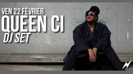 DJ set : Queen Ci à Paris le ven. 22 février 2019 de 21h30 à 01h30 (After-Work Lesbienne)