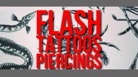 Flash-tattoos et piercings // 3 jours à Paris le lun.  4 mars 2019 de 17h00 à 00h30 (Atelier Lesbienne)