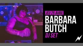 DJ set : Barbara Butch in Paris le Do 25. April, 2019 21.30 bis 01.30 (After-Work Lesbierin)