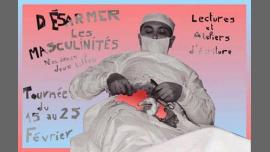 Atelier d'écriture : Nos armes à deux balles à Paris le dim. 24 février 2019 de 15h00 à 17h00 (Atelier Lesbienne)