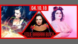 DJ set : Barbara Butch in Paris le Thu, October  4, 2018 from 09:30 pm to 01:30 am (After-Work Lesbian)