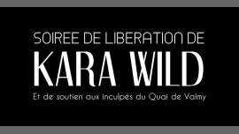 Soirée de libération de Kara Wild in Paris le Fri, November 17, 2017 from 09:30 pm to 01:30 am (After-Work Lesbian)