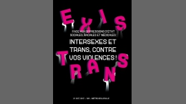 After de l'EXISTRANS (soirée de soutien) in Paris le Sat, October 21, 2017 from 09:00 pm to 01:30 am (After-Work Lesbian)