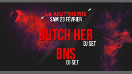 DJ sets : Butch Her / BNS in Paris le Sa 23. Februar, 2019 21.30 bis 01.30 (After-Work Lesbierin)