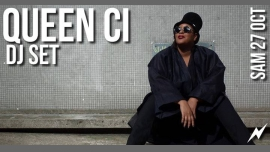 DJ set : Queen Ci in Paris le Sat, October 27, 2018 from 09:30 pm to 01:30 am (After-Work Lesbian)