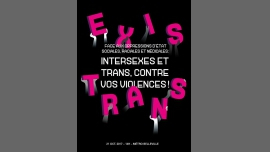Marche Existrans 2017 in Paris le Sat, October 21, 2017 at 02:00 pm (Parades Gay Friendly, Lesbian Friendly, Trans)