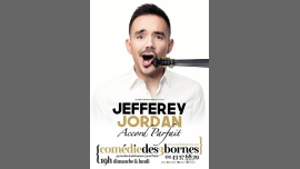 Jefferey Jordan dans Accord parfait à Paris le dim. 18 novembre 2018 de 19h00 à 20h00 (Spectacle Gay Friendly)