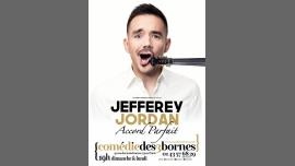 Jefferey Jordan dans Accord parfait à Paris le lun. 26 novembre 2018 de 19h00 à 20h00 (Spectacle Gay Friendly)