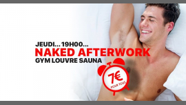 Afterwork NAKED in Paris le Thu, July 25, 2019 from 07:00 pm to 01:00 am (Sex Gay)