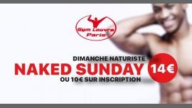 Naked Sunday à Paris le dim. 25 novembre 2018 de 12h00 à 00h00 (Sexe Gay)