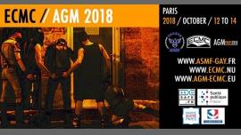 AGM PARIS 2018 in Paris from 12 til October 14, 2018 (Festival Gay)