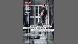 Concours Mister Leather Auvergne Rhône-Alpes 2017 in Lyon le Sat, March  4, 2017 from 05:30 pm to 07:00 pm (Before Gay)