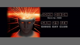 JOHN DIXON em Paris le Sáb, 25 Fevereiro 2017 23:45-10:00 (Clubbing Gay)
