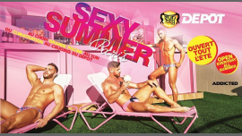 Sexy Summer in Paris le Sun, July 28, 2019 from 12:00 pm to 06:00 am (Sex Gay)