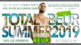 巴黎TOTAL BEUR2019年11月19日,23:30(男同性恋 俱乐部/夜总会)