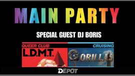 Main Pride Party em Paris le sáb, 29 junho 2019 23:00-10:00 (Clubbing Gay)