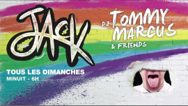 Jack - Tous les dimanches ! in Paris le Sun, June 16, 2019 from 11:00 pm to 06:00 am (Clubbing Gay)