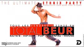 TOTAL BEUR à Paris le ven.  8 mars 2019 de 23h30 à 09h00 (Clubbing Gay)
