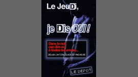 Je Dis OUI ! in Paris le Thu, September  8, 2016 from 12:00 pm to 08:00 am (Sex Gay)