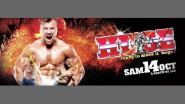 Huge Party Paris #1 in Paris le Sat, October 14, 2017 from 11:00 pm to 10:00 am (Clubbing Gay)