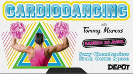 Cardiodancing fête ses 10 ans in Paris le Sat, April 20, 2019 from 11:30 pm to 06:00 am (Clubbing Gay)