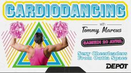 Cardiodancing fête ses 10 ans à Paris le sam. 20 avril 2019 de 23h30 à 06h00 (Clubbing Gay)