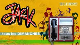 Jack - Tous les dimanches ! à Paris le dim. 10 mars 2019 de 23h00 à 06h00 (Clubbing Gay)