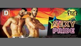 SEXY PRIDE PARIS à Paris du 23 au 26 juin 2017 (Clubbing Gay)