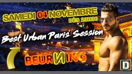 BeuRninG in Paris le Sa  4. November, 2017 23.00 bis 09.00 (Clubbing Gay)