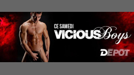 Vicious Boys in Paris le Sa 16. Februar, 2019 23.30 bis 06.00 (Clubbing Gay)
