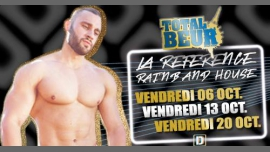 TOTAL BEUR in Paris from 13 til October 21, 2017 (Clubbing Gay)