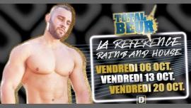 TOTAL BEUR in Paris from 13 til October 21, 2017 (Clubbing Gay)