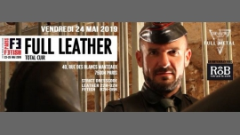 Full Leather em Paris le sex, 24 maio 2019 22:00-06:00 (Sexo Gay)