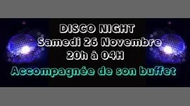 DISCO NIGHT & Buffet in Lisses le Sat, November 26, 2016 from 08:00 pm to 04:00 am (Sex Gay)