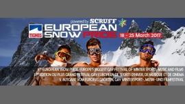 European Snow Pride 2017 in Tignes le Sat, March 18, 2017 at 09:00 am (Festival Gay, Lesbian)