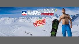 European Snow Pride 2019 - Powered by Scruff en Tignes del 16 al 23 de marzo de 2019 (Festival Gay, Lesbiana)
